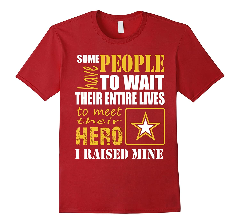 Army Mom t shirt-BN