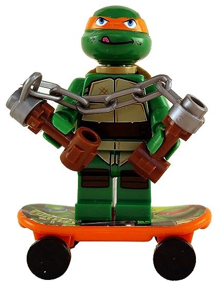 Amazon.com: Teenage Mutant Ninja Turtles Michelangelo the ...