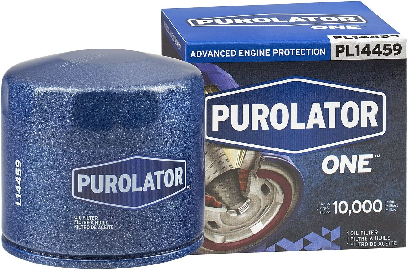 Purolator PL14459 PurolatorONE Advanced Engine Protection Spin On Oil Filter: Automotive