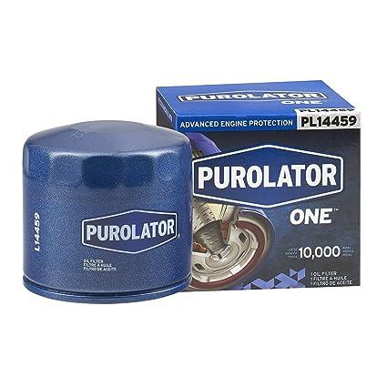 amazon com purolator pl14459 purolatorone oil filter automotive