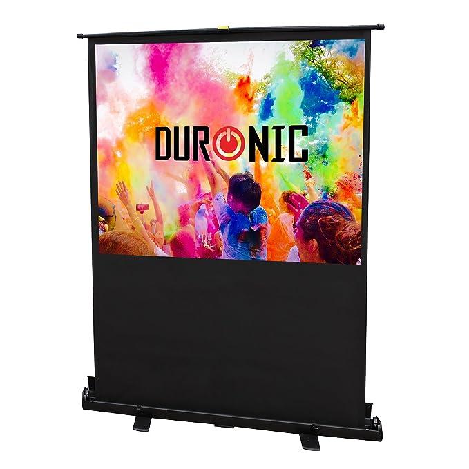1 opinioni per Duronic proiettore schermo FPS60/43–152,4cm, proiettore schermo   scuola  
