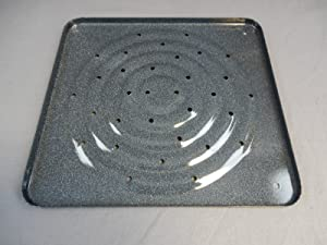 Recertified Frigidaire 318126300 Wall Oven Insert, Broil Pan
