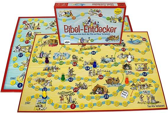 MaMeMi Collection Biblia de Tablero de Exploradores, 2 – 6 Jugadores, a Partir de 7 años: Amazon.es: Hogar
