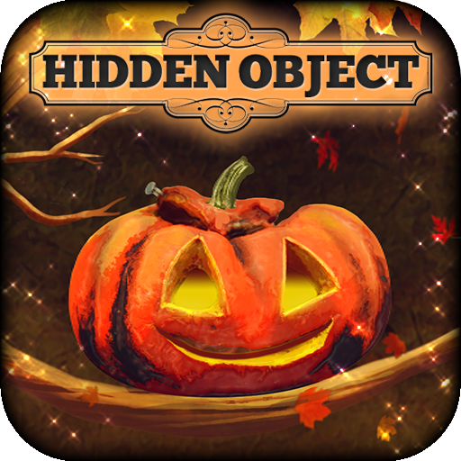 Hidden Object - Pumpkin Patch (Halloween Hidden Word Search)