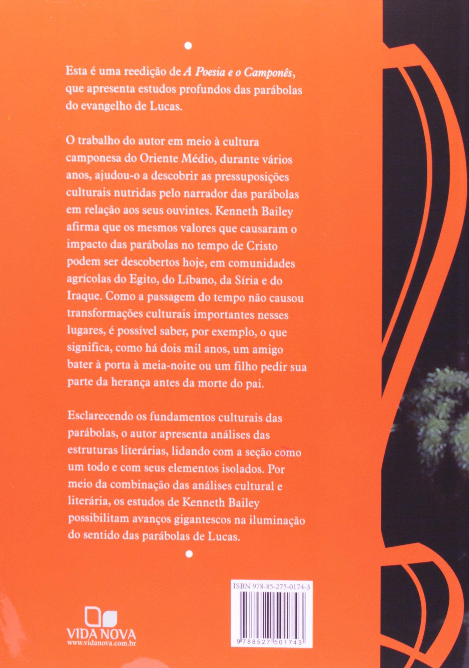 As Par�bolas De Lucas (em Portuguese Do Brasil): Kenneth E Bailey:  9788527501743: Amazon: Books