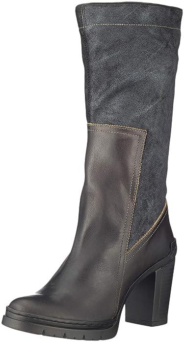 Zapatos Y es London Botas Mujer Gori380fly Altas Fly Para Amazon q8wpFxg