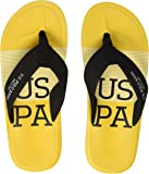 US Polo Men's Adolfito Flip Flops Thong Sandals