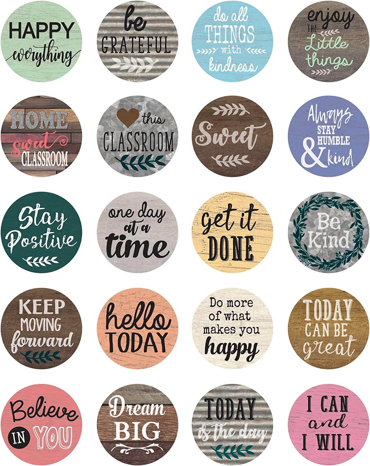 Home Sweet Classroom Planner Mini Stickers