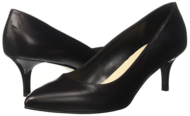 BATA Womens 7246482 Court Shoes black Size  B01N2YNL8X
