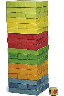 jeujura 8137 jeu de socit tour infernale colore coffret carton - Tecap Color