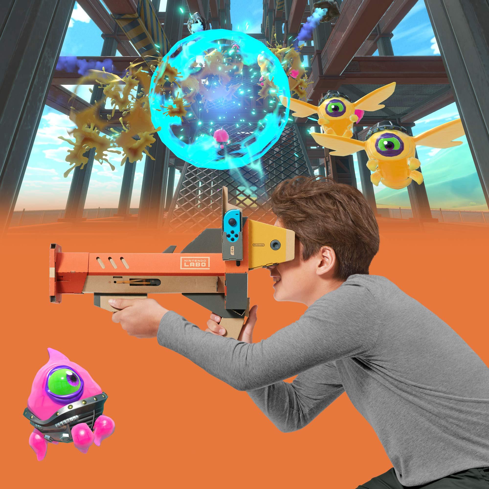 Nintendo Labo Toy-Con 04: VR Kit - Starter Set + Blaster - Switch by Nintendo (Image #7)