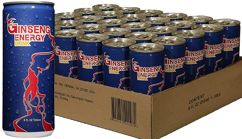 Ginseng Power Energy Drink (30)