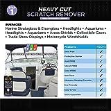 Rolite Heavy Cut Scratch Remover (4 fl. oz.) for