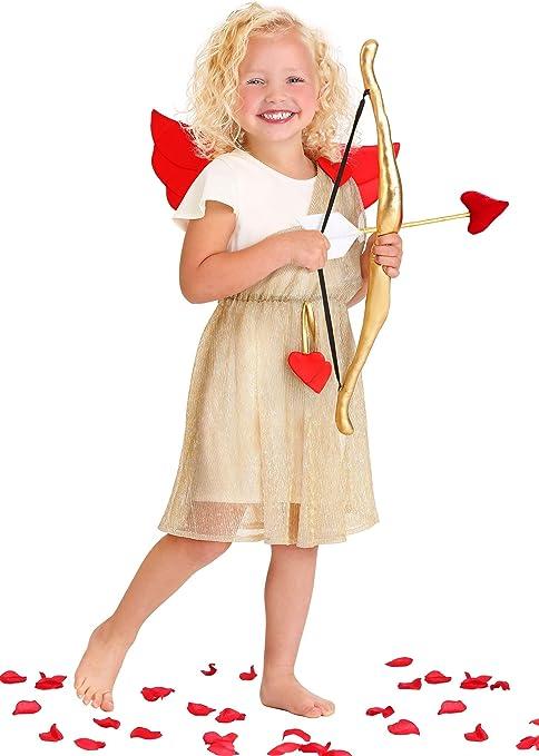 Fun Costumes Disfraz de Cupido para bebé - Beige - 4 años: Amazon ...