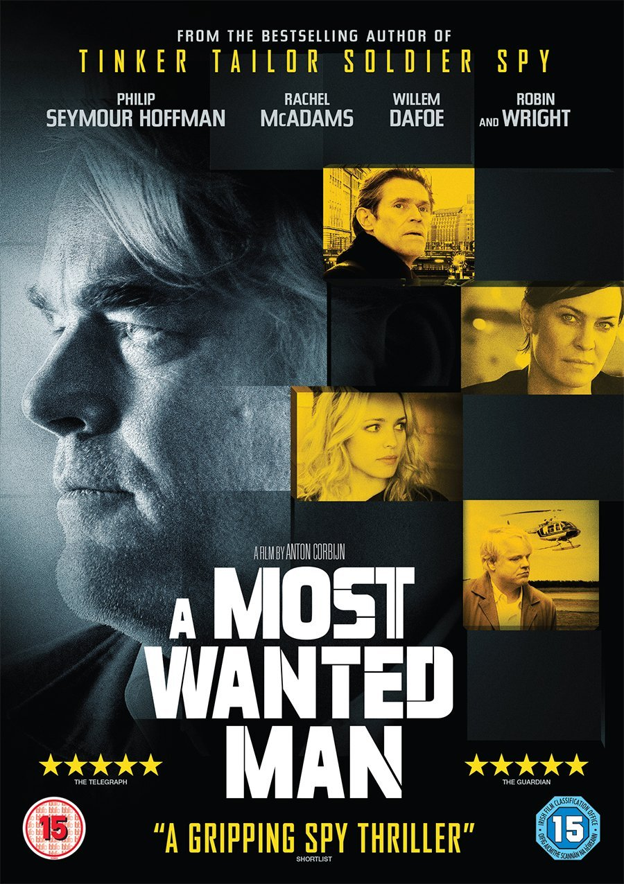 Amazon Com A Most Wanted Man Dvd Movies Tv