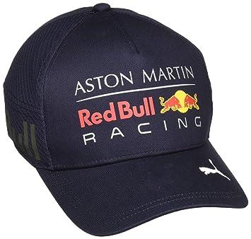 la meilleure attitude 59423 31367 Red Bull Racing Casquette Puma de l'équipe Red Bull AMR Adulte 2018, Bleue,  Taille Unique