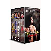 The 707 - The complete Series ( Free, Freeing Jasper, Finally Free, Freedom): A Black Ops Romance