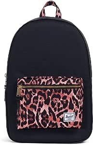 Herschel Supply Co. Settlement Backpack, Black/Desert Cheetah, One Size