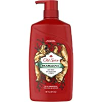 Old Spice Wild Bearglove Scent Body Wash for Men, 887 ml