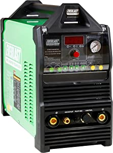 EVERLAST POWERPRO 164SI 160AMP TIG STICK PULSE 40AMP PLASMA CUTTER