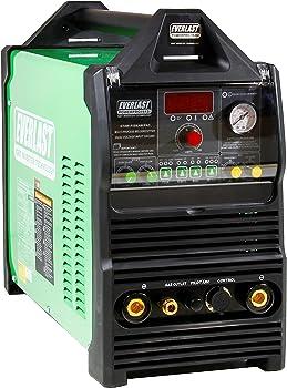 Everlast PowerPro Tig Stick Pulse 40am plasma cutter 110v/220v Multi Process Welder