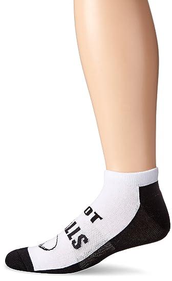2ca5fa4aa6be K. Bell Men's Novelty Golf Graphic No Show Socks, Got (Balls), Shoe ...