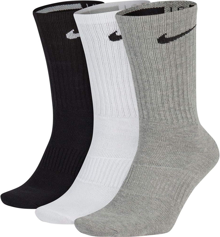 Calze da calze Nike Dry Leightweight Crew confezione da 3