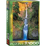 EuroGraphics Multnomah Falls, Oregon Puzzle (1000-Piece)