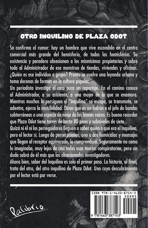 Otro Inquilino de Plaza Odot: Amazon.es: Fernando Nunez Noda ...