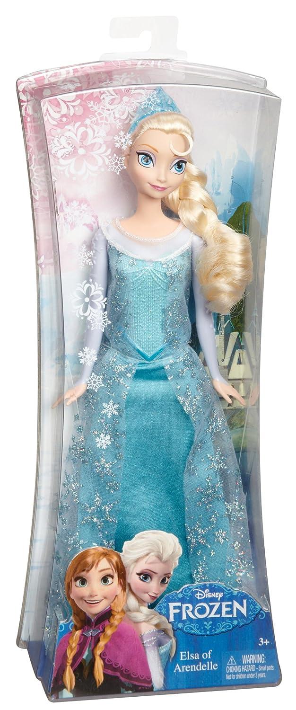 disney princesses y9960 poupe la reine des neiges elsa amazonfr jeux et jouets