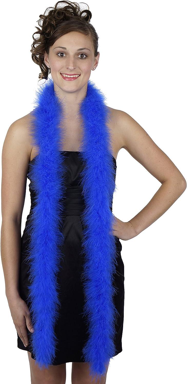 IVORY Marabou Feather Boa Heavy Weight 25 Gram 2 Yards For DIY Art Crafts Carnival Fashion Halloween Costume Design Home Decor ZUCKER\u00ae