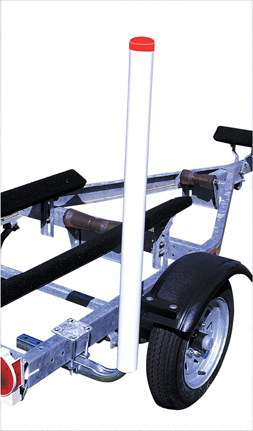 """44/"""" PVC Pole Boat Loading//Launching Trailer Guides"""