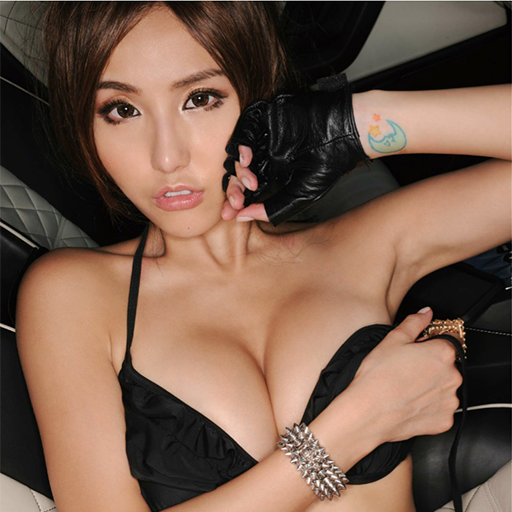 Asian Sexy Girl Portrait Photo Album Amazon Ca Appstore