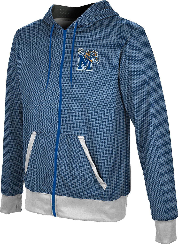 ProSphere University of Memphis Mens Fullzip Hoodie Embrace