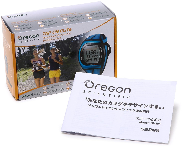 Oregon Scientific SH201 - Reloj con nivel de hidratación