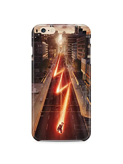 super popular 98885 365ab The Flash for Iphone 6 6s (4.7in) Hard Case Cover (flash6)