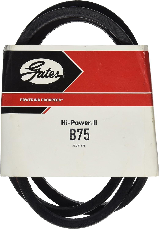 D/&D PowerDrive A-B75 V Belt