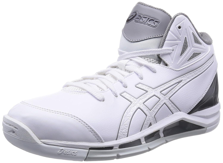 [アシックス] バスケットシューズ GELTRIFORCE 2-wide TBF327 (現行モデル) B00YTK48SW 25.0 cm ホワイト/ホワイト