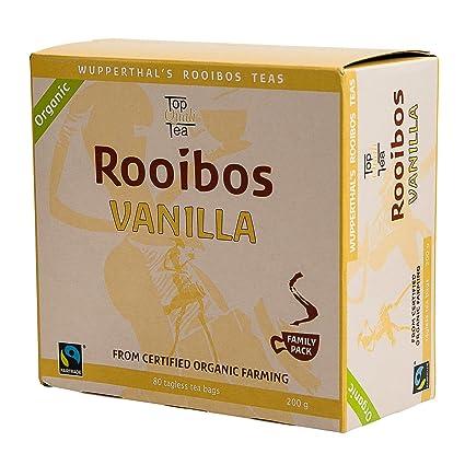 Rooibos Bolsas de té, última intervensión de cafeína – 80 ...