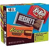 Hershey's Milk Chocolate & KIT KAT & Reese's Cups