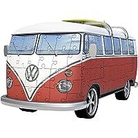 Ravensburger VW Combi Bus Puzzle 3D Puzzle 162pc,3D Puzzles