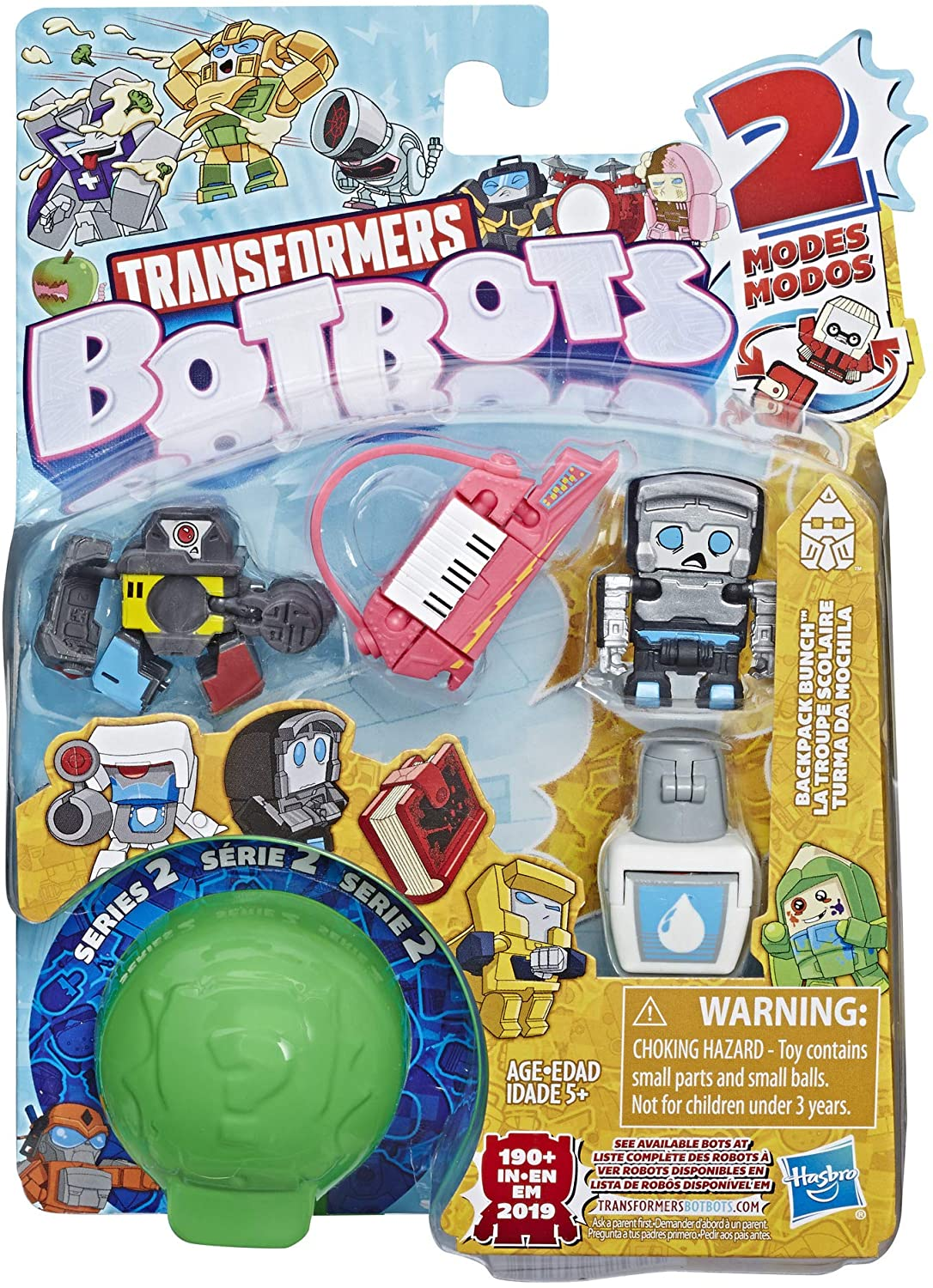 GAME OVER Transformers BotBots Series 1 LOST BOTS 2019 Hasbro