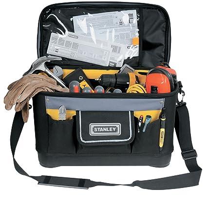 STANLEY 1-96-193 - Bolsa para herramientas con tapa plana fb8d076c2801