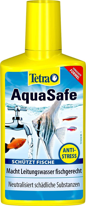 Purificador de agua AquaSafe de Tetra Aquasafe, para acuarios ...