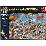 J.v. Haasteren - Puzzle 'Am Strand' - 1000 pièces