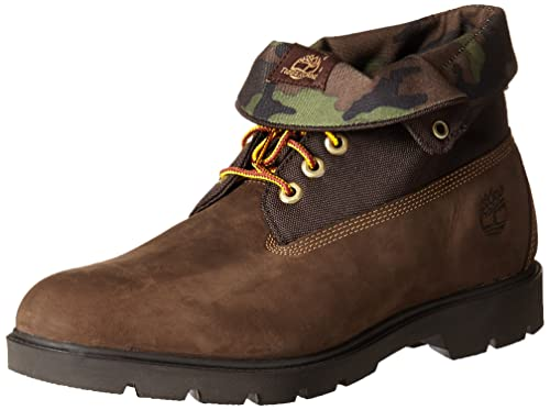 600b009c1846 Timberland Men s Basic Single Roll-Top Boot