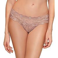 b.tempt'd by Wacoal Women's Lace Kiss Thong Panty