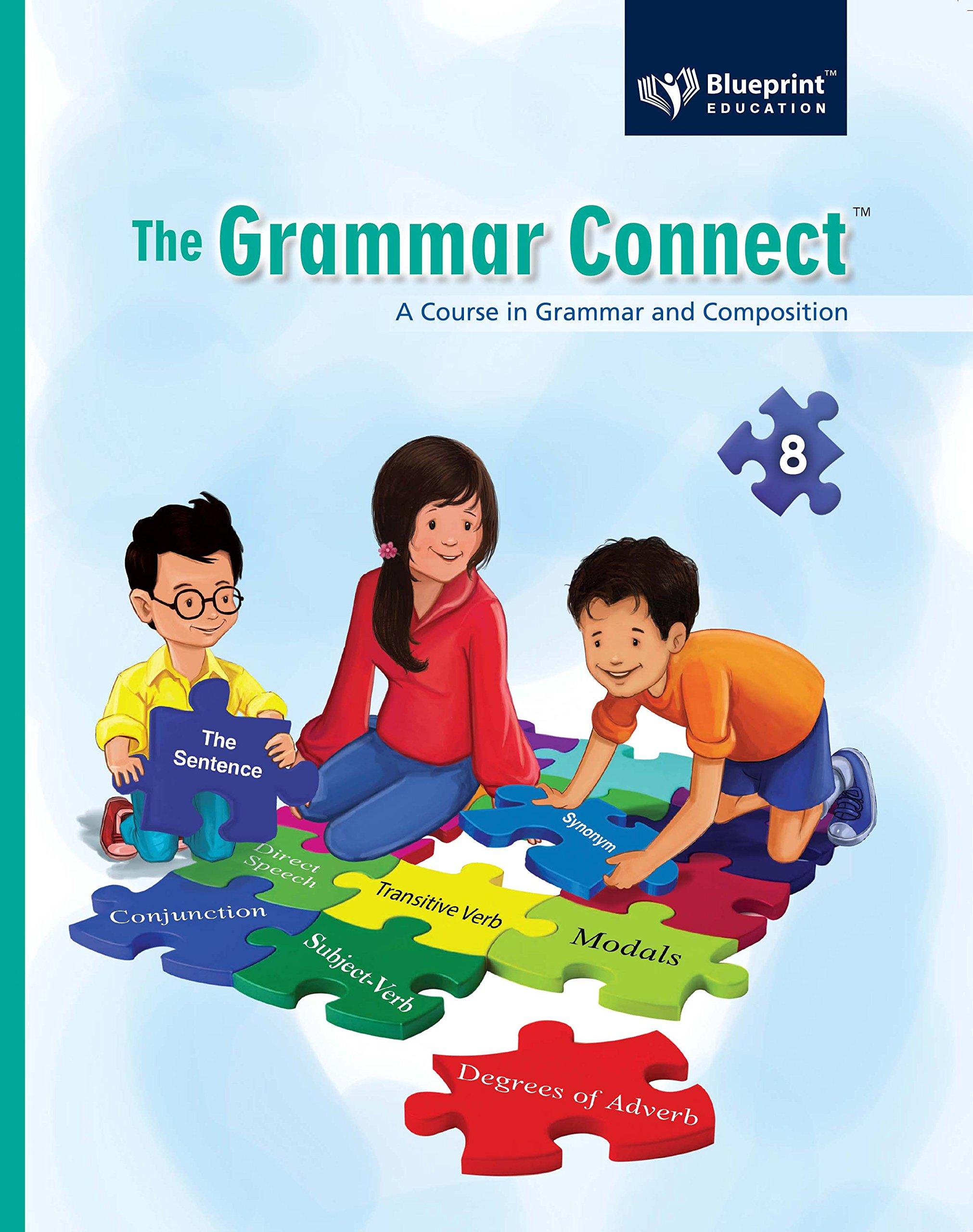 The grammar connect 8 amazon ridhi kukreja sonakshi sinha the grammar connect 8 amazon ridhi kukreja sonakshi sinha blueprint education books malvernweather Gallery