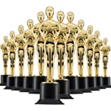 Prextex 6' Gold Award Trophys for Award Ceremony's or Party (24 Pack)