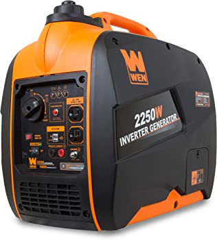 WEN Super Quiet 2250 Watt Gas-Powered Portable Inverter Generator